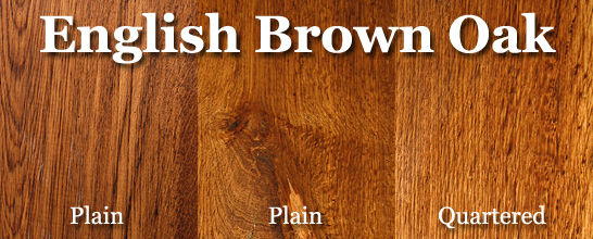 Oak (English Brown)