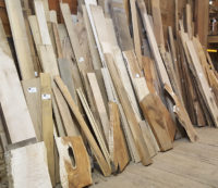 Domestic and Exotic Lumber at Hearne Hardwoods Inc.