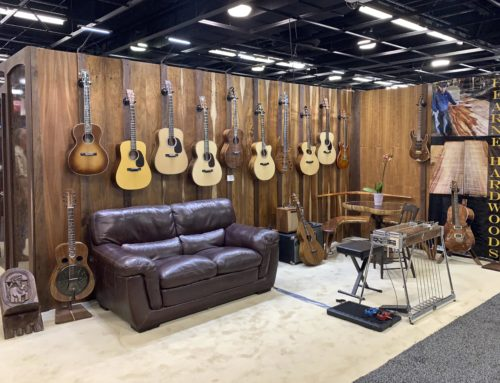 We had a blast at the 2019 NAMM Show