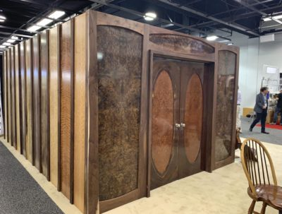Hearne Hardwoods at the 2019 NAMM Show