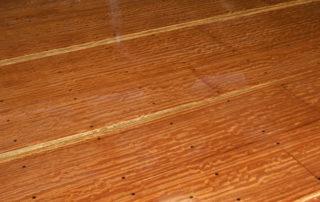 Quartersawn Bubinga Hardwood Flooring