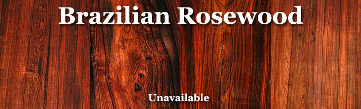brazilian rosewood lumber