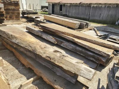 reclaimed sinker redwood