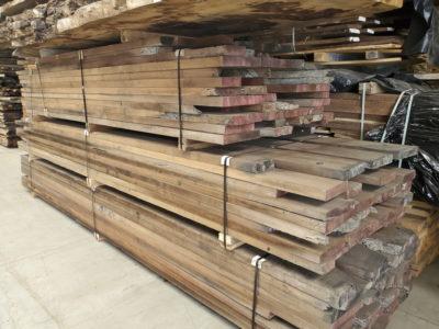 reclaimed sinker redwood lumber