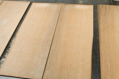 reclaimed sinker redwood guitar set