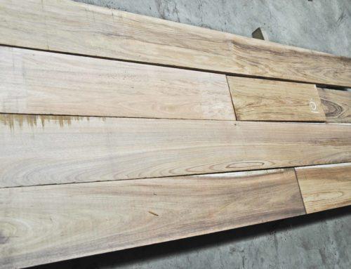 Acacia Blackwood Lumber in Stock
