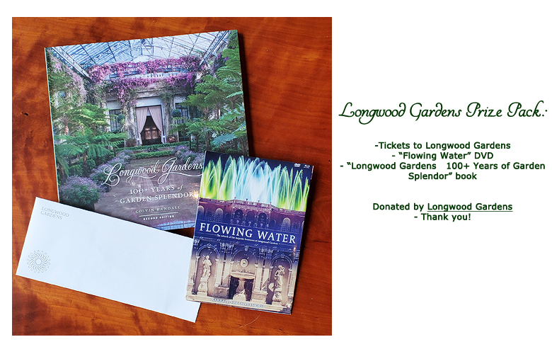 Win this Longwood Gardens gift pack at the 2019 Hearne Hardwoods Open House