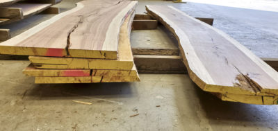 Silent Auction will be held at the 2019 Hearne Hardwoods Open House for 6 pieces of Nicaraguan Rosewood. The money raised will be donated to the Family Option Program