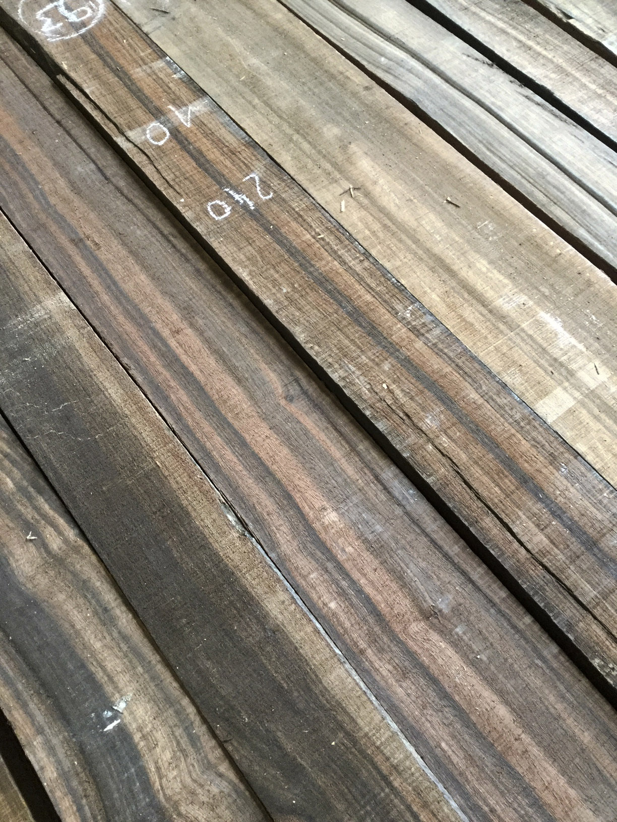 macassar ebony at Hearne Hardwoods Inc.