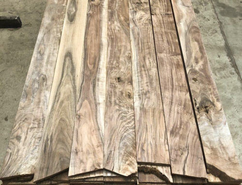 Claro Walnut Flooring – It's as Hot as the Weather!