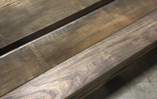 Fresh stock of 8/4 Figured FAS Black Walnut at Hearne Hardwoods Inc.