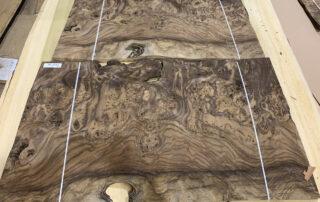 Walnut Burl Veneer at Hearne Hardwoods Inc.