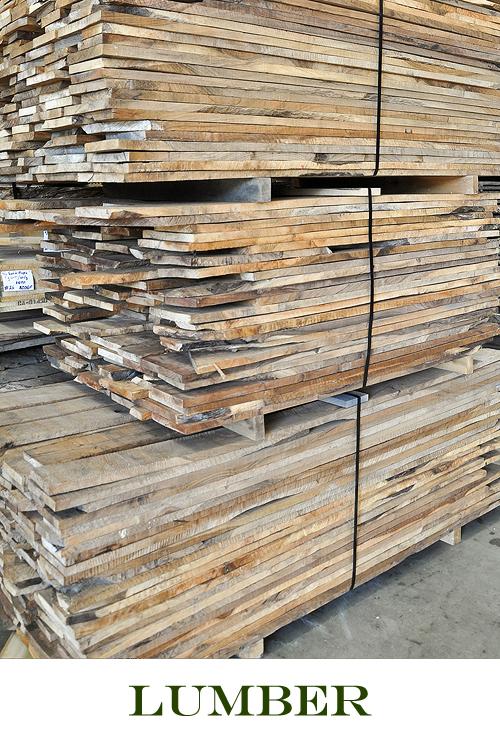 Buy Lumber at Hearne Hardwoods Inc