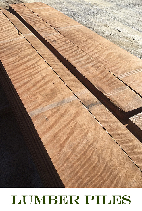 Buy Lumber Piles at Hearne Hardwoods Inc