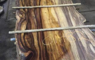 Buy koa wood at Hearne Hardwoods Inc.