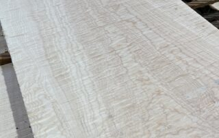 Quilted Maple wood at Hearne Hardwoods Inc.