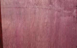 sample picture of purpleheart lumber