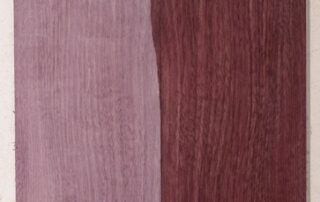 sample picture of purpleheart guitar parts