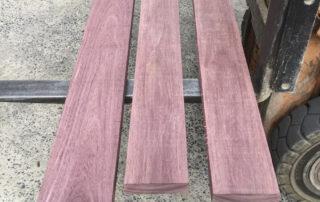 Purpleheart Sample Photo - Buy Purpleheart at Hearne Hardwoods Inc.