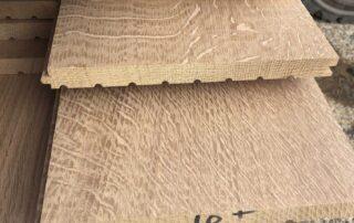 sample picture of white oak wood