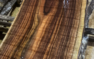 Buy figured koa wood at Hearne Hardwoods Inc.